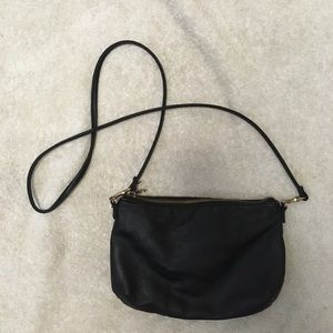 H&M black purse
